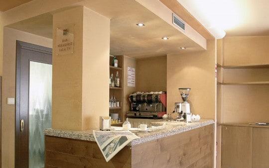 Bar - Hotel Quo Vadis Udine
